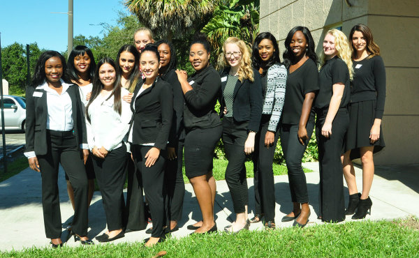 Photo of BPW FAU Scholarship House residents