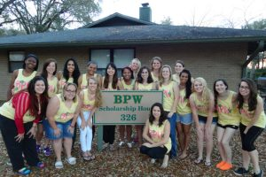 FSU BPW Scholarship House